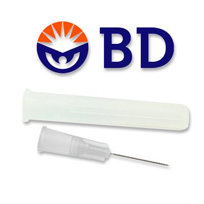 BD™ PrecisionGlide™ Needle 27G x 1/2″ Non-safety (grey)
