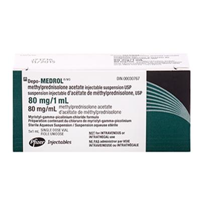 Depo-Medrol 80mg/1mL