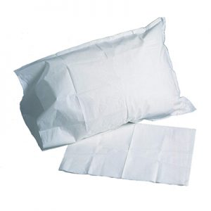 "Disposable Pillow Cases 21""x 30"" 100/case"