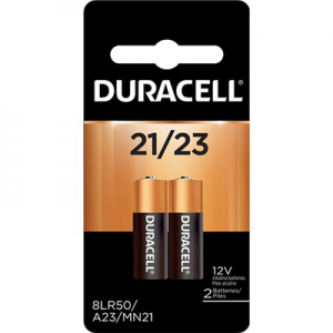 Duracell MN21B2PK Alkaline Security Devices Battery