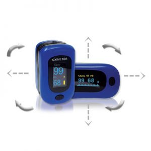 Finger Tip Pulse Oximeter - Adult