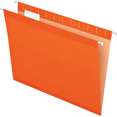 Hang Folder Orange