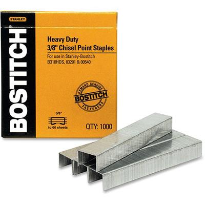 "Bostitch 3/8"" Heavy Duty Premium Staples"