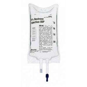 IV Bag Dextrose 5% 500ml