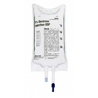 IV Bag Dextrose 5% 500ml