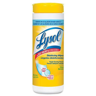 Lysol Disinfectant Wipe