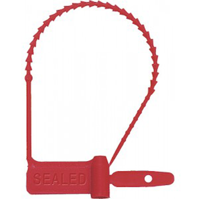 PullTight Seals Padlock Red 100/box