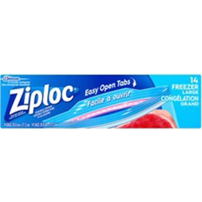 Ziploc® Brand Gallon Freezer Bags
