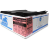 "Ralston Extra-Strong Black Trash Bags 42"" x 48"""