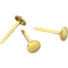 Acco 1-piece Solid Brass Fasteners