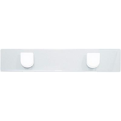 "Advantus Panel Wall Sign Holder 2"" x 9"""