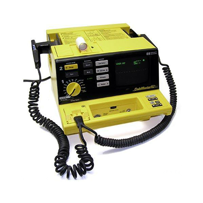 Codemaster Defribilator with ECG Cable and Pacing cable