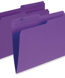 OP Brand File Folder Letter - Violet