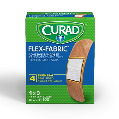 """Curad Adhesive Bandages 1"""" x 3"""""""