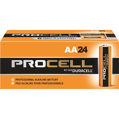 Duracell Procell Alkaline AA Battery - PC1500