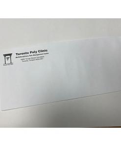 Envelopes with TPC logo White