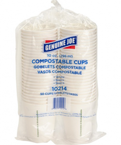 Genuine Joe Eco-friendly Paper Cups