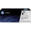 HP 12A (Q2612A) Original Toner Cartridge - Single Pack