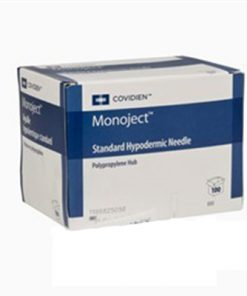 """Monoject Or Needle 27G 1 1/2"""" Non-safety (yellow)"""