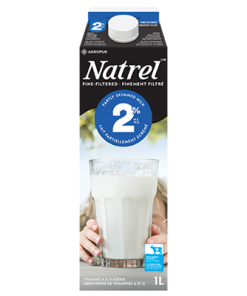 Natrel Partly Skimmed Milk 2%