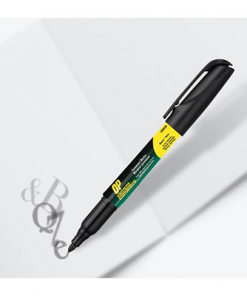 OP Brand Permanent Marker - Black