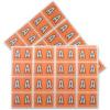 Pendaflex Colour Coded Label Letter A
