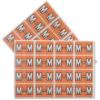 Pendaflex Colour Coded Label Letter M