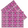 Pendaflex Colour Coded Label Letter V