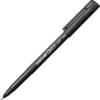 Uni-Ball Onyx Rollerball Pens - 0.5 mm Pen Point Size - Black - 12 / Dozen